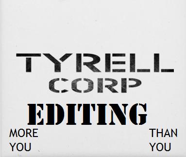 TYRELLE EDITING